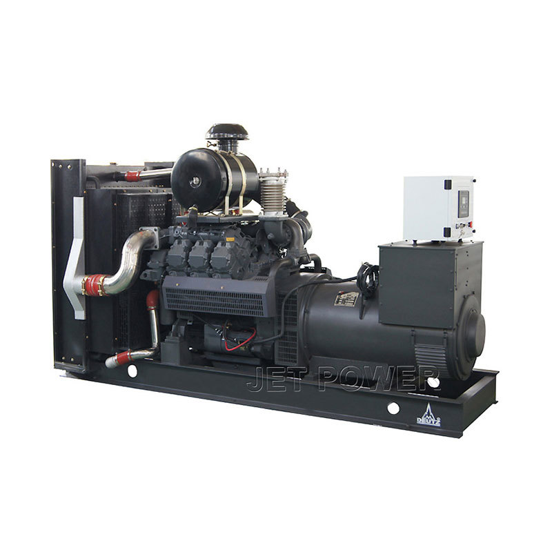 Wholesale Water Cooled DEUTZ Diesel Engine Generator Set
