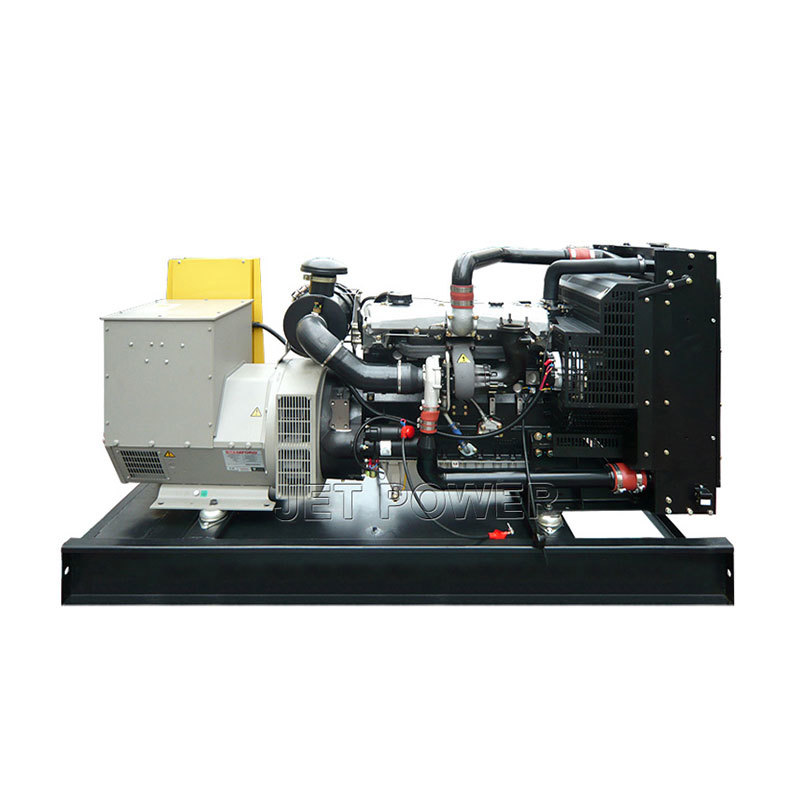 Silent Water Cooled LOVOL Diesel Generator Set Supply