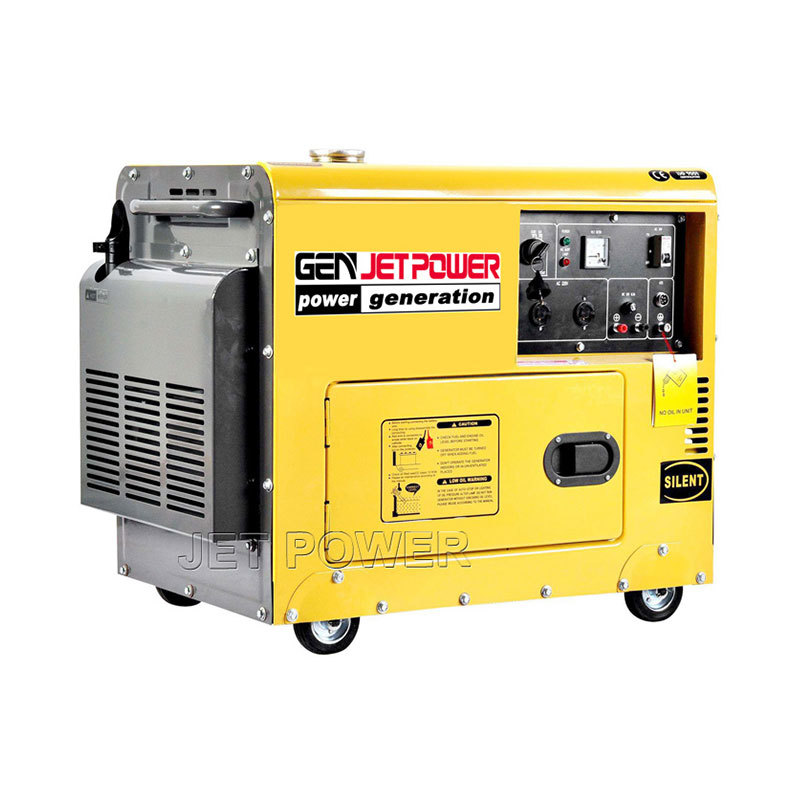 Silent type Air Cooled Diesel Generator Set