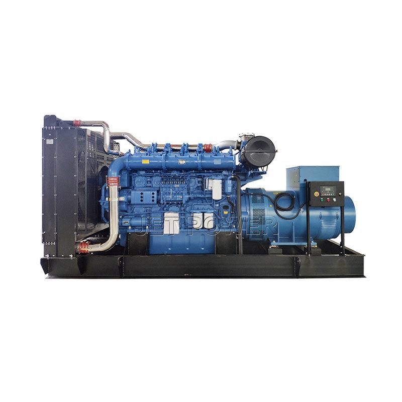 YUCHAI Diesel Engine Water Cooled Generator Supply