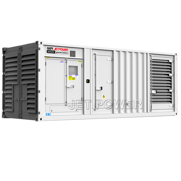 20Ft Container Diesel Generator Set