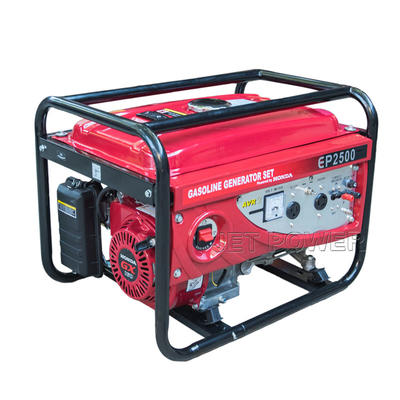 Wholesale Powered by HONDA Gasoline Generator Set