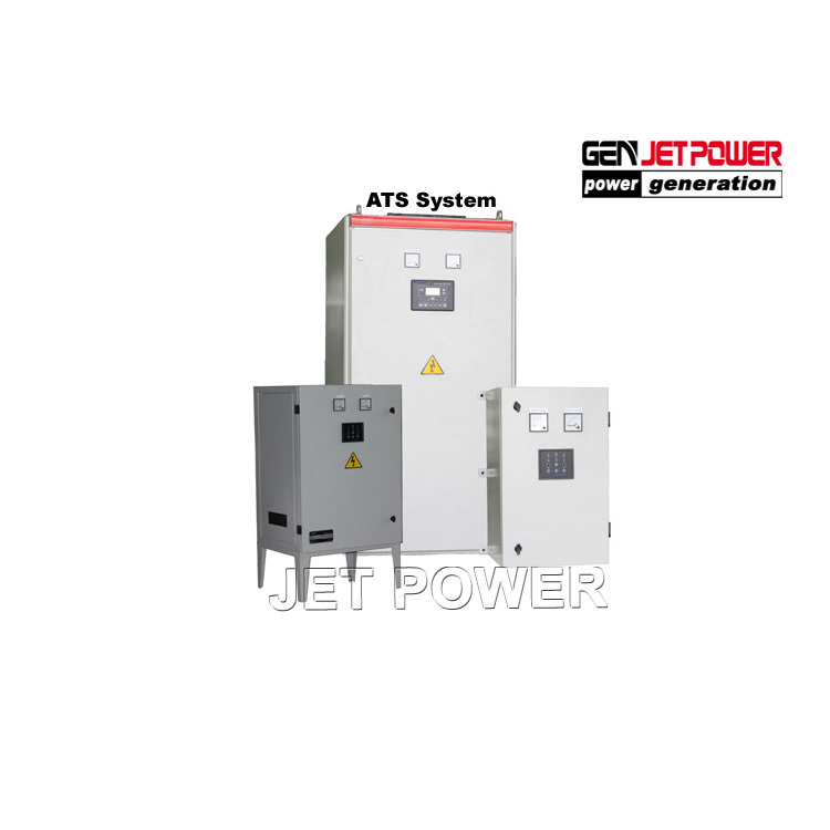 ATS - Automatic Transfer Switch Electrical Control System