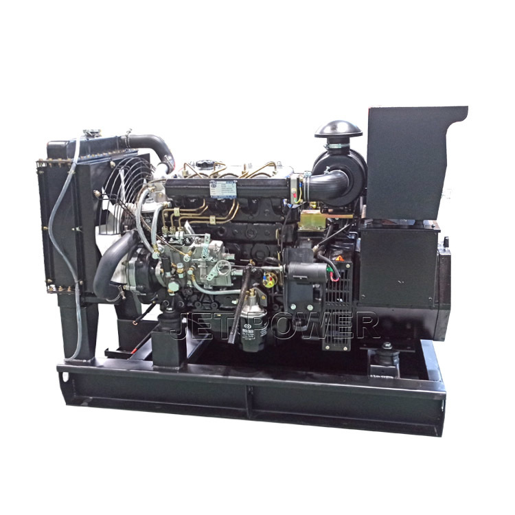 50Hz Powered By YANGDONG Water Cooled Diesel Generator Supply