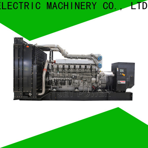 Jet Power silent generators company for electrical power