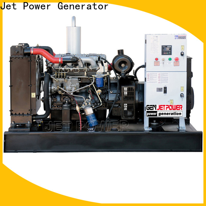 Jet Power new home use generator factory for business