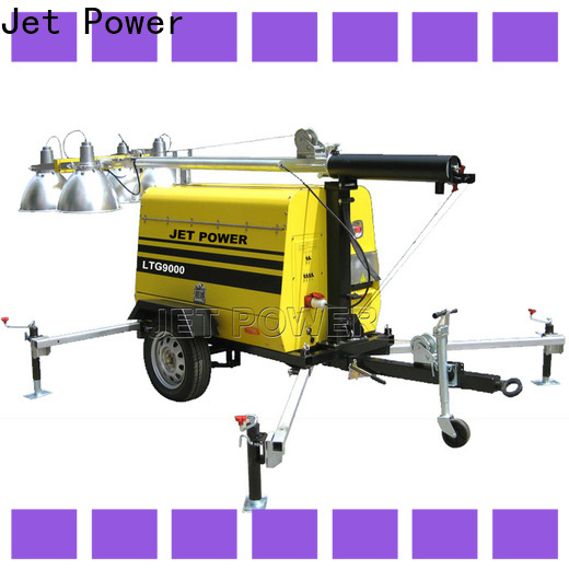 new portable light tower generator supply for sale