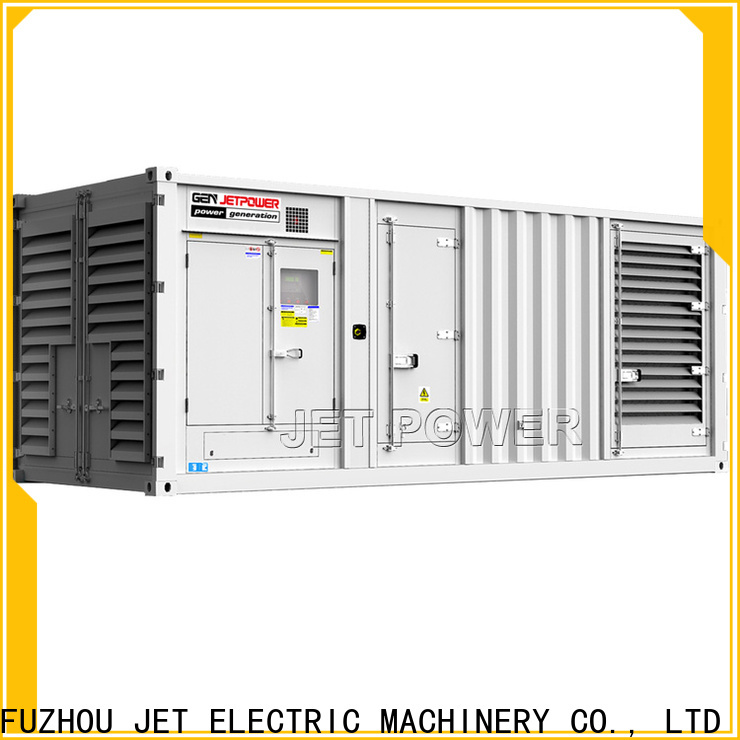 Jet Power new container generator set factory for business