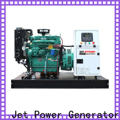 Jet Power high-quality silent generators factory for business