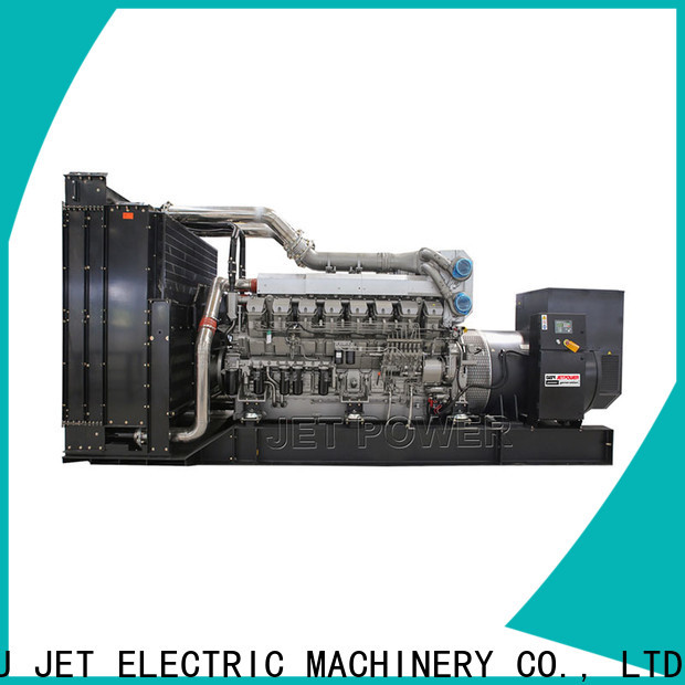Jet Power water cooled diesel generator factory for business