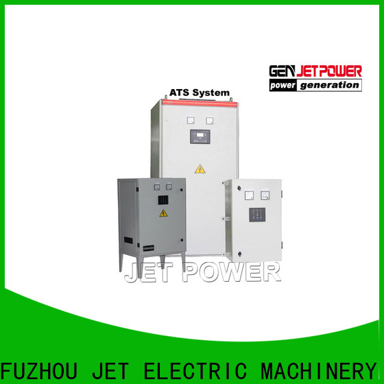Jet Power generator control system supply for electrical power