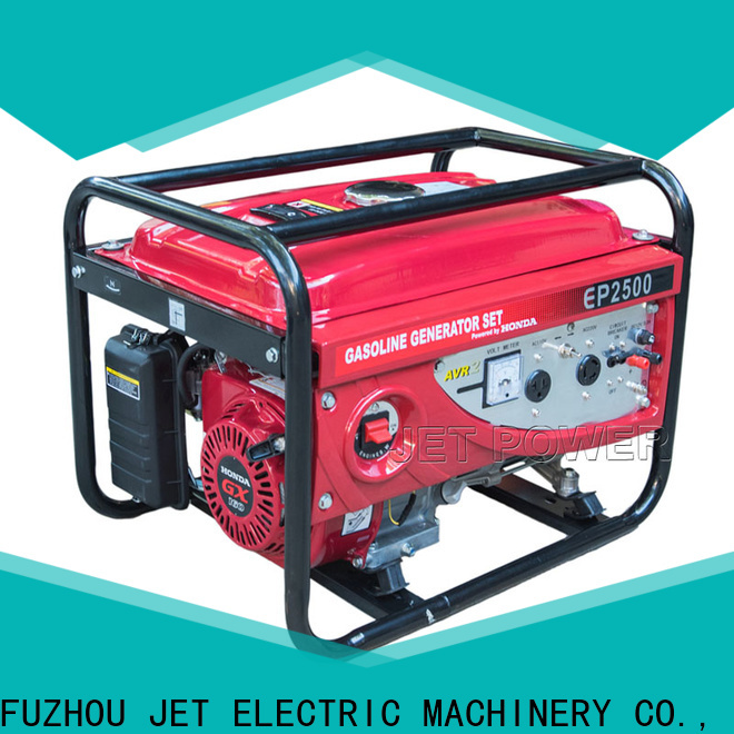 Jet Power electric generator factory for electrical power