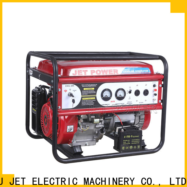 high-quality gasoline generator company for electrical power