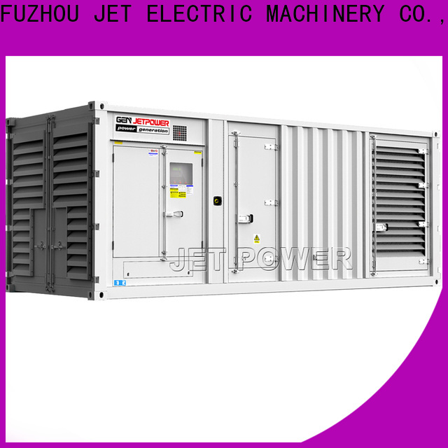 Jet Power container generator suppliers for electrical power
