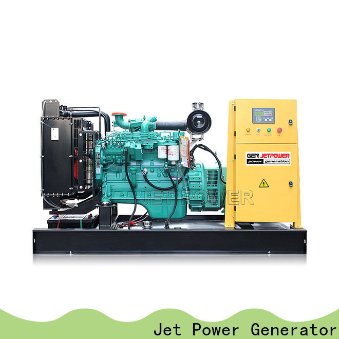Jet Power top silent generators company for electrical power