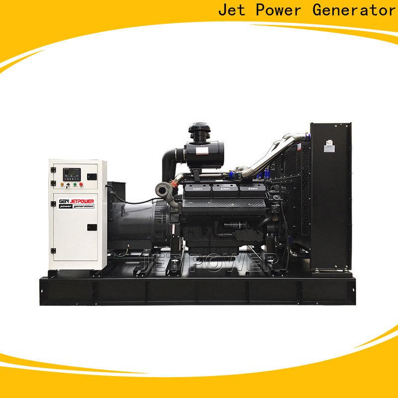 Jet Power excellent generator diesel factory for sale