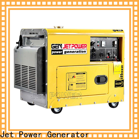 Jet Power factory price silent generator factory for electrical power