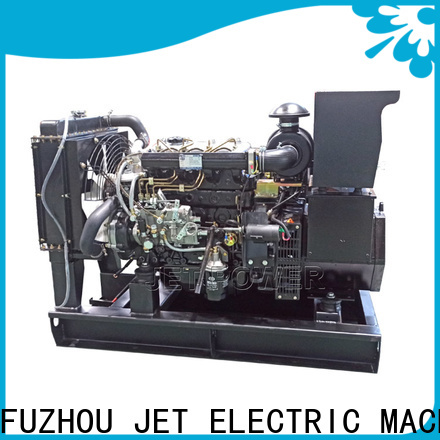 Jet Power silent generators factory for business