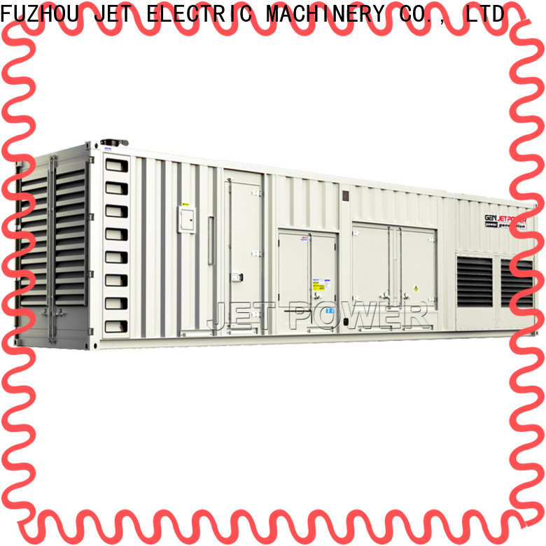 Jet Power wholesale containerized generator supply for business