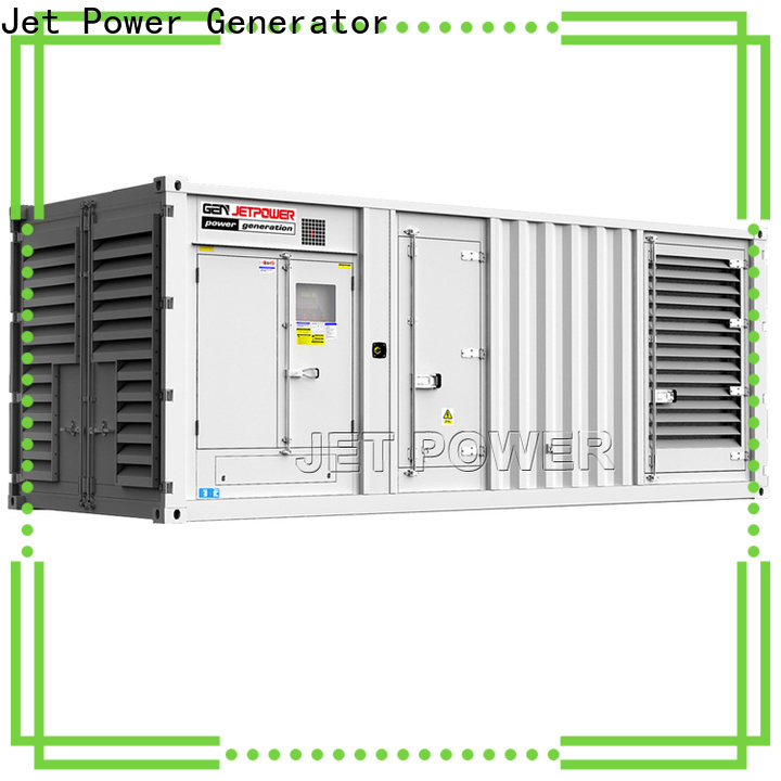 Jet Power best containerized generator supply for sale