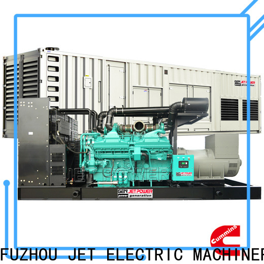 Jet Power new generator suppliers for electrical power