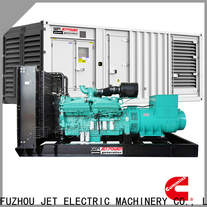 Jet Power silent generators manufacturers for electrical power