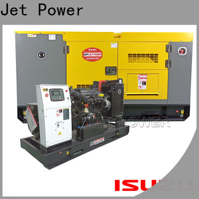 Jet Power professional electrical generator supply for business