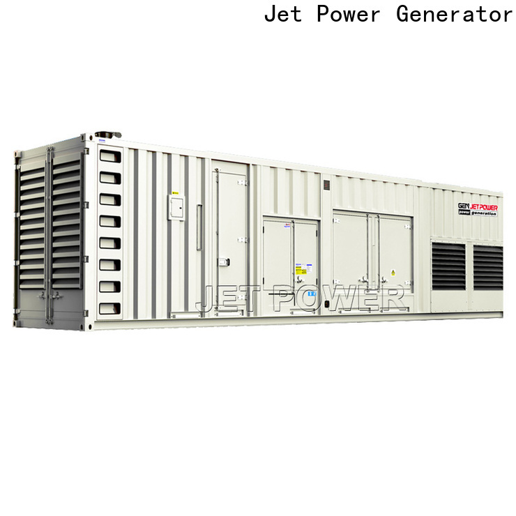 Jet Power excellent containerized generator company for business
