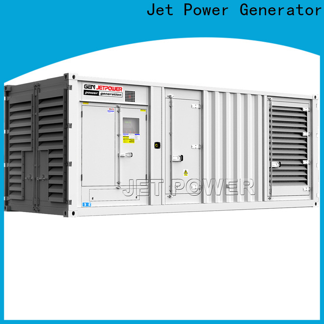 Jet Power container generator manufacturers for sale