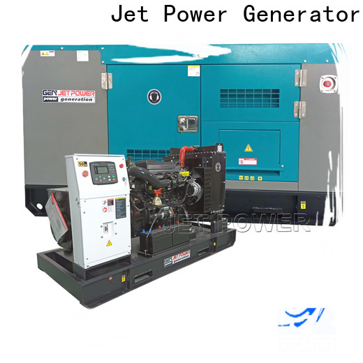 Jet Power excellent water cooled generator factory for sale