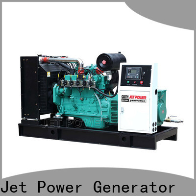 Jet Power cheap gas generator supply for electrical power