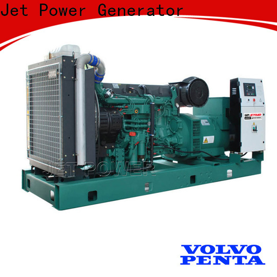 new generator supply for electrical power