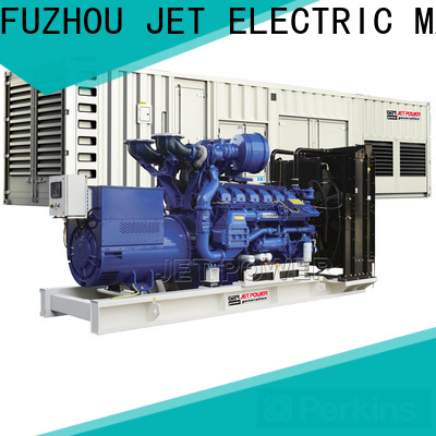 Jet Power home use generator factory for electrical power