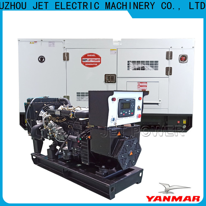 Jet Power power generator supply for electrical power