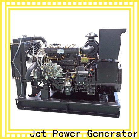 Jet Power hot sale water cooled generator suppliers for sale