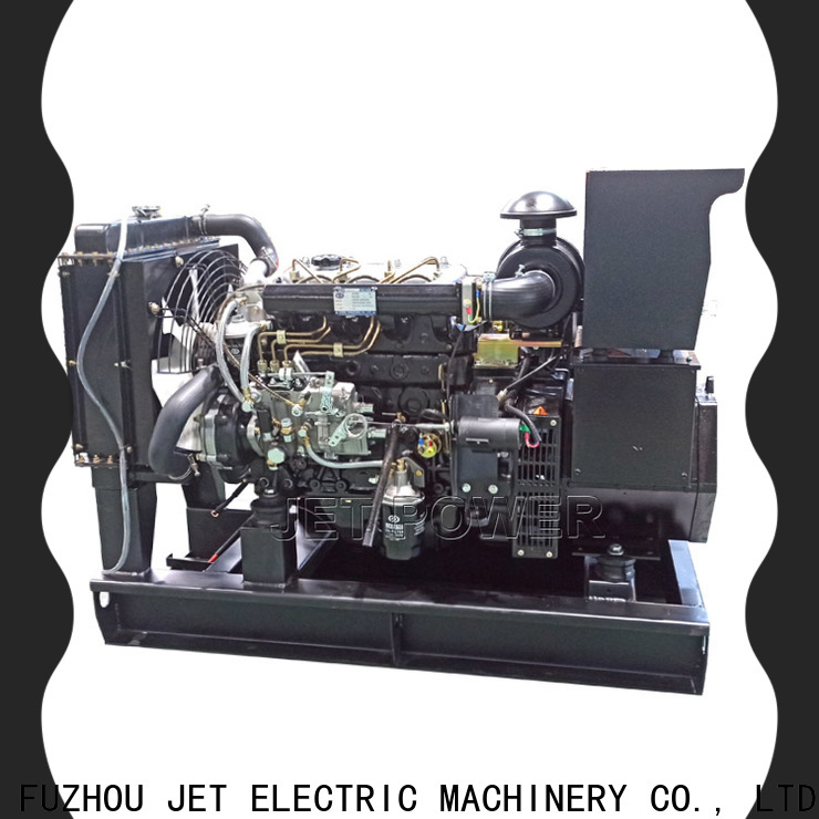 Jet Power water cooled diesel generator suppliers for electrical power