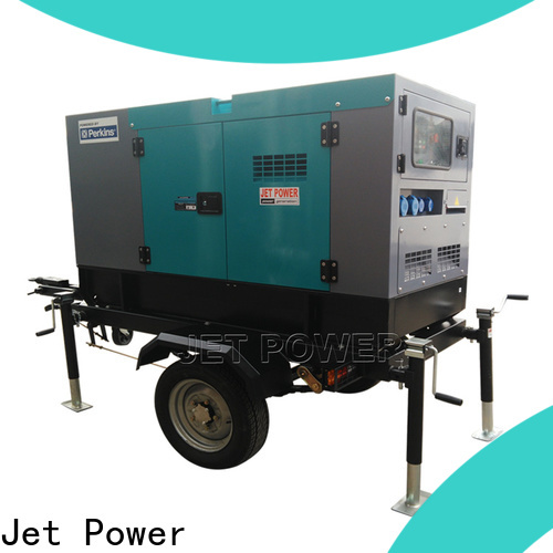 Jet Power mobile diesel generator supply for sale