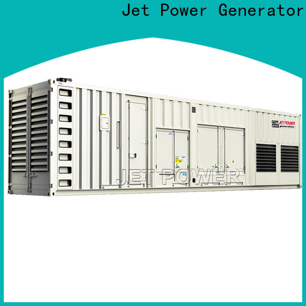 Jet Power top container generator manufacturers for sale
