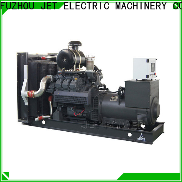 Jet Power wholesale silent generators factory for electrical power