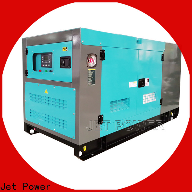 Jet Power latest silent generators supply for electrical power