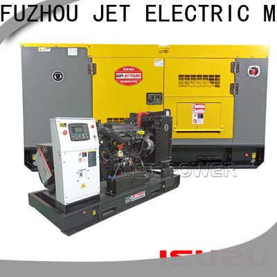 Jet Power electrical generator suppliers for electrical power