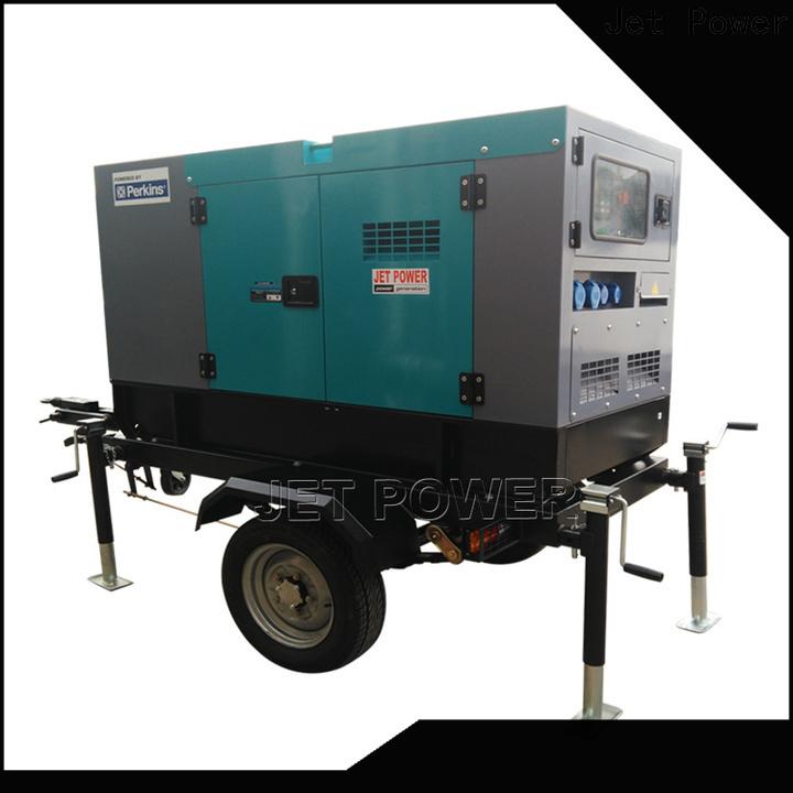 Jet Power mobile diesel generator factory for lighting