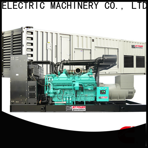 Jet Power new electrical generator supply for sale