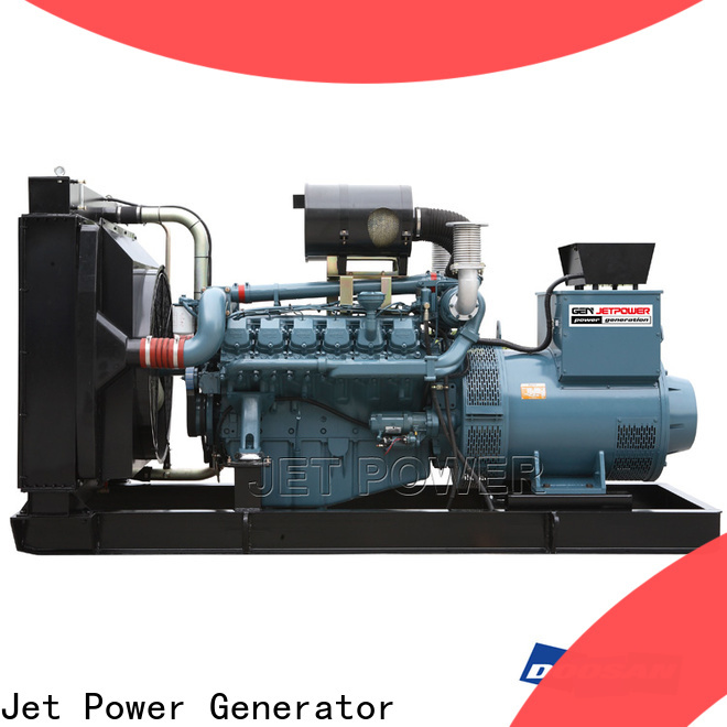 Jet Power water cooled generator company for electrical power