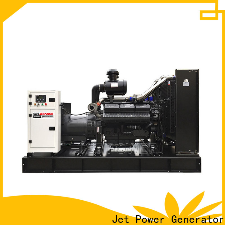 Jet Power generator factory for business