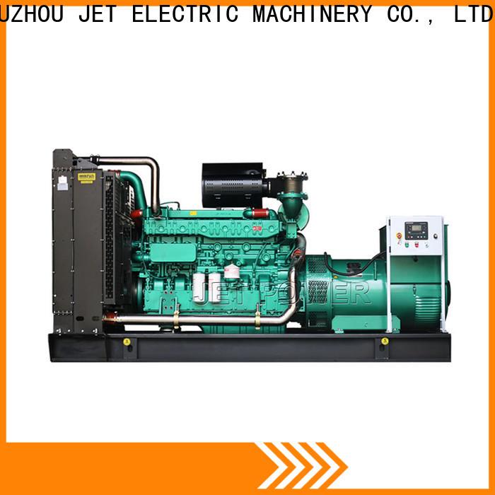 Jet Power silent generators factory for sale