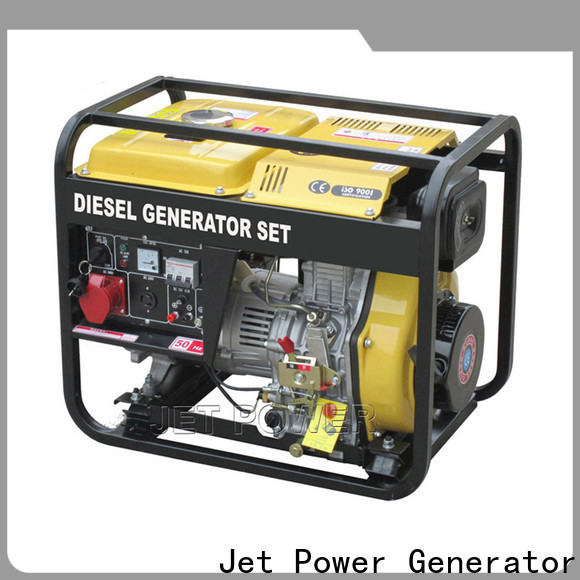 Jet Power air cooled generator set company for business