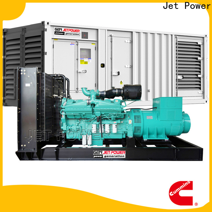 Jet Power generator diesel supply for electrical power