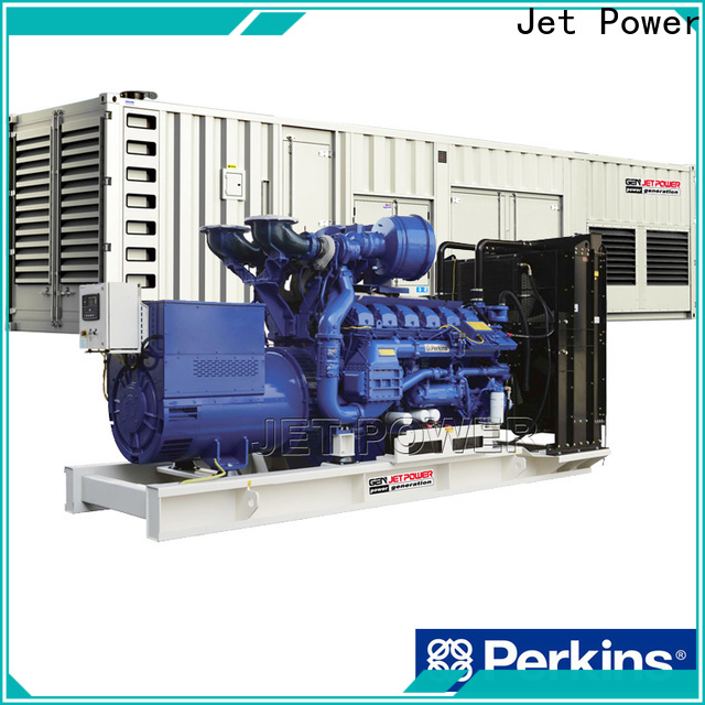 Jet Power water cooled generator supply for electrical power