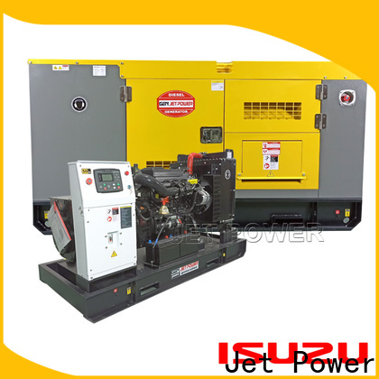Jet Power best silent generators company for business